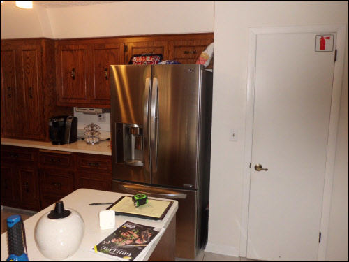 Elm Grove Kitchen Remodel Before