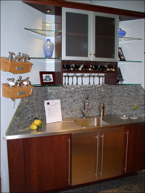 Milwaukee Kitchen Remodeling bar installation