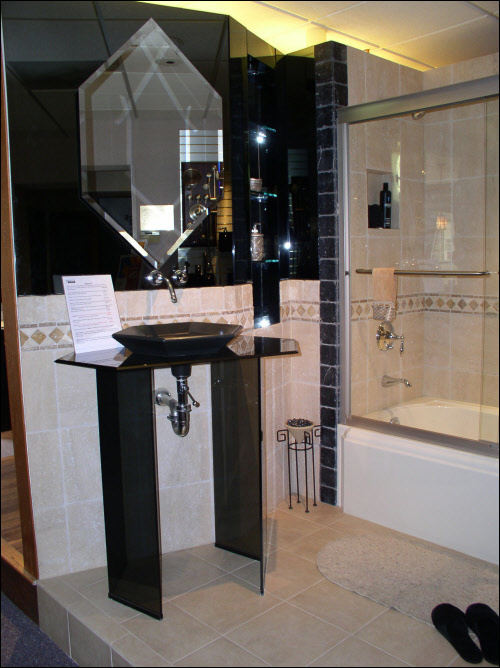 Milwaukee Bathroom Remodeling Options on Display