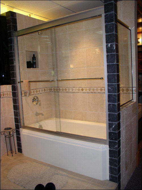 Kohler Custom Tub and Shower Door Installation Brookfield, WI