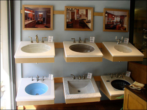 Kohler Sinks Styles Available For Brookfield Bathroom Remodel S - Bathroom remodeling brookfield wi