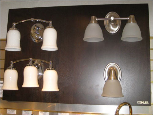 Kohler Bathroom Lighting Options Brookfield