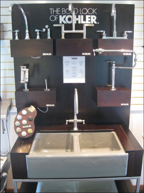 Kohler Kitchen Sink & Kitchen Faucets