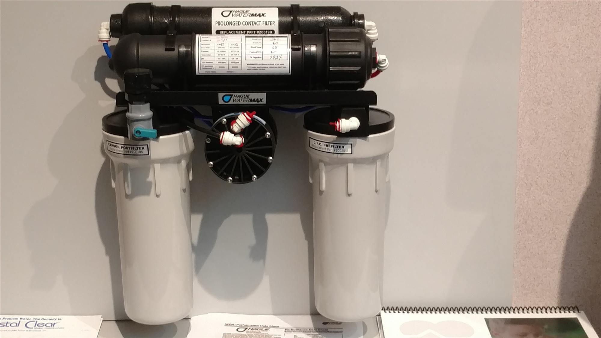 Hague Water Max Filter