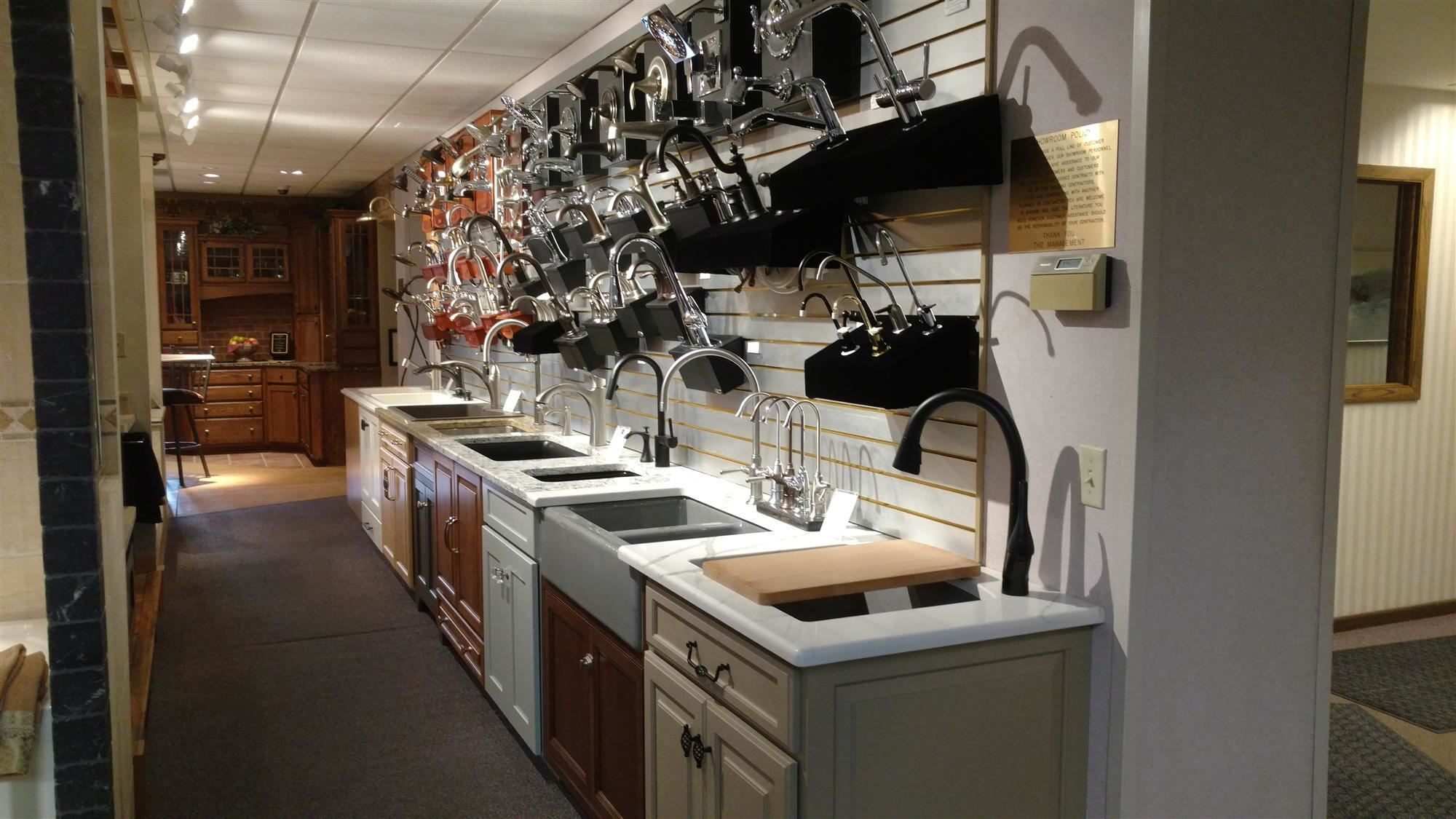 Faucets and Sinks for Homes