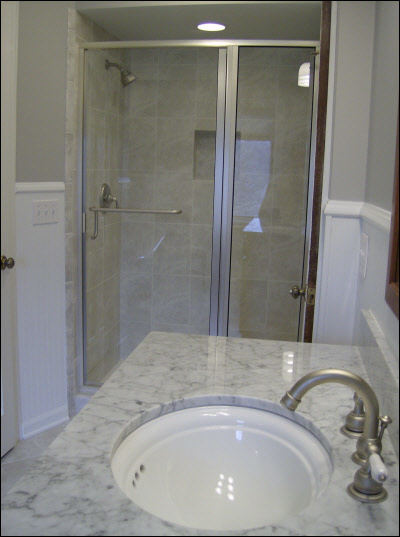 milwaukee shower vanity bathroom remodel s k pump plumbing inc brookfield wisconsin 53045